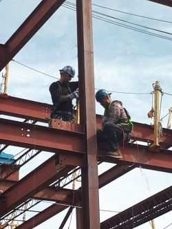 IRONWORKERS : Iron Workers Local 721